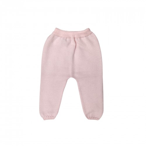 Chalk Pink Knit Legging