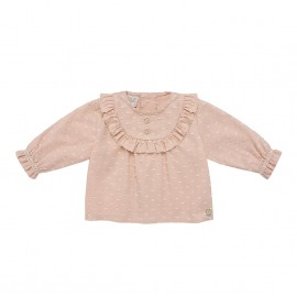 Aurora Pink Blouse