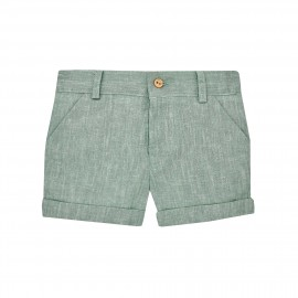 Green Summer Pants