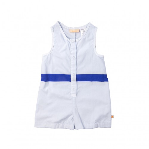 Blue Line One-piece