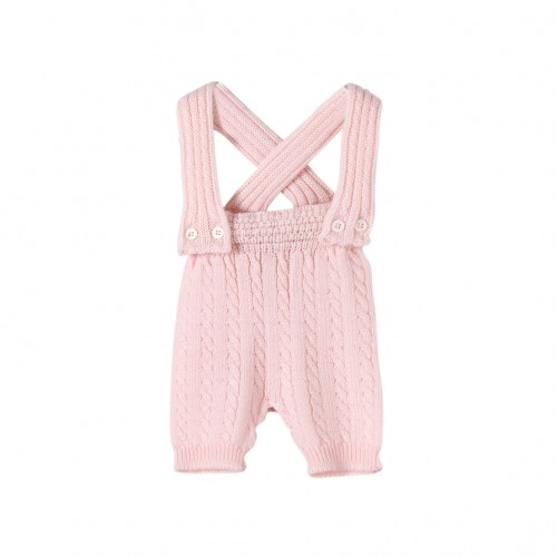 Pink Knitted Pants