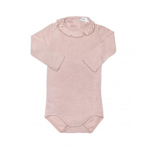 Dusty Pink Bodysuit