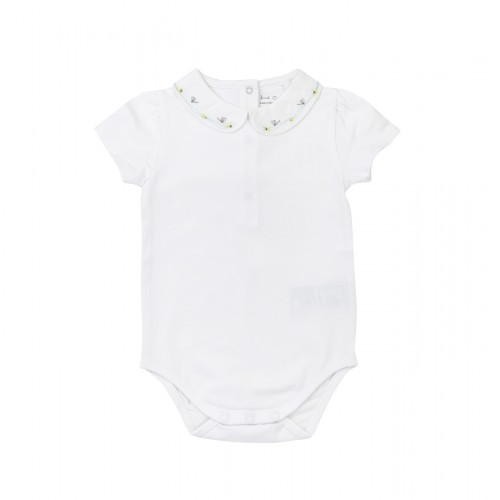 Lily Embroidery Body