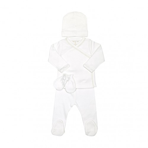 White Newborn Set