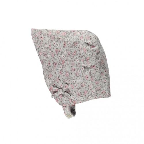 Country Floral Bonnet