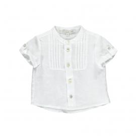 Linen White Top